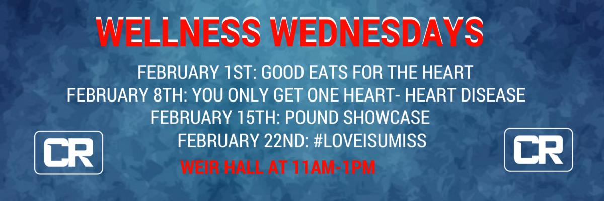 Wellness Wednesday- feb